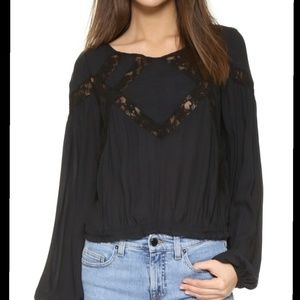 Free People Geometry Lessons Top
